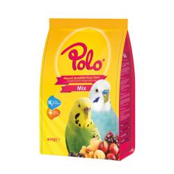 Polo - Polo 6004 Meyveli Muhabbet Kuşu Yemi 400 Gr