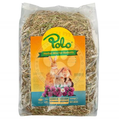 Polo Herbal Mix For Rodents Kemirgen Otu 1000 Gr
