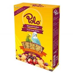 Polo - Polo Meyveli Muhabbet Kuşu Krakeri 10lu Paket