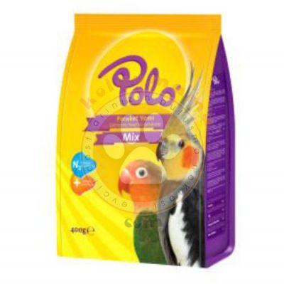 Polo Mix 6002 Paraket Kuşu Yemi 400 Gr