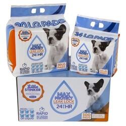 Precision Pet - Precision Pet 7066014 Little Stinker Köpek Tuvalet Eğitim Pedi (14lü Paket)