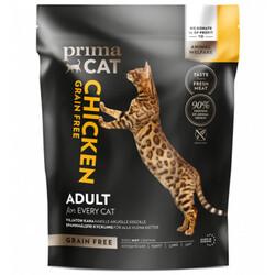 Prima Cat - Prima Cat Grain Free Tavuk Etli Tahılsız Kedi Maması 400 Gr