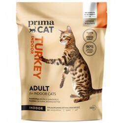 Prima Cat - PrimaCat Indoor Turkey Hindi Etli Glutensiz Kedi Maması 400 Gr