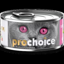 Pro Choice - Pro Choice Kitten Pate Chicken Tavuk Etli Tahılsız Ezme Yavru Kedi Konservesi 80 Gr