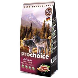 Pro Choice - Pro Choice Lamb Kuzu Etli Tahılsız Köpek Maması 12 Kg+5 Adet Temizlik Mendili