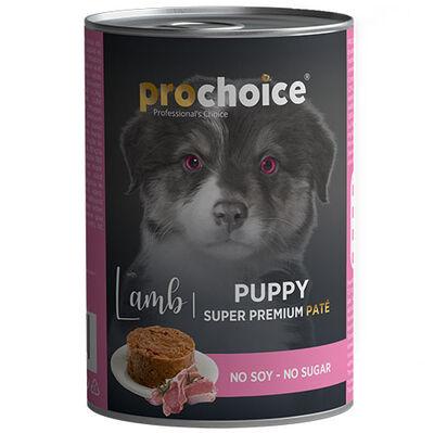 Pro Choice Puppy Lamb Kuzu Etli Tahılsız Yavru Köpek Konservesi 400 Gr