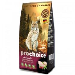 Pro Choice - Pro Choice Tavuk ve Patatesli Tahılsız Kedi Maması 10 Kg + 5 Adet 100 Gr Yaş Mama