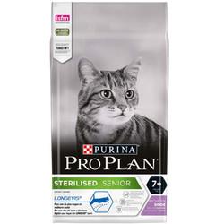 Pro Plan - Pro Plan 7+ Kısırlaştırılmış Yaşlı Kedi Maması 1,5 Kg + 2 Adet Temizlik Mendili