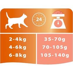 Pro Plan Elegant Hassas Deri Somonlu Kedi Maması 1,5 Kg + 5 Adet Temizlik Mendili - Thumbnail