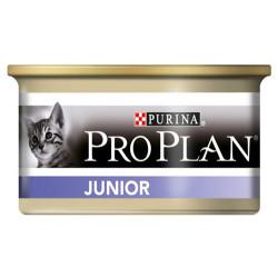 Pro Plan - Pro Plan Junior Tavuk Etli Yavru Kedi Maması 85 Gr