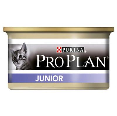 Pro Plan Junior Tavuk Etli Yavru Kedi Maması 85 Gr
