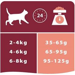 Pro Plan Somonlu Yetişkin Kedi Maması 1,5 Kg + 5 Adet Temizlik Mendili - Thumbnail