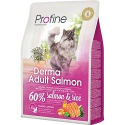 Profine - Profine Adult Salmon Derma Somonlu Kedi Maması 10 Kg