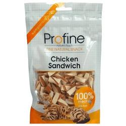 Profine - Profine Chicken Sandwich Tavuk Etli Kedi Ödülü 80 Gr