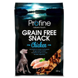 Profine - Profine Grain Free Chicken Tavuk Etli Tahılsız Köpek Ödülü 200 Gr