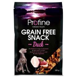 Profine - Profine Grain Free Duck Ördek Etli Tahılsız Köpek Ödülü 200 Gr