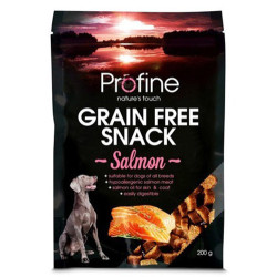 Profine - Profine Grain Free Salmon Somonlu Tahılsız Köpek Ödülü 200 Gr
