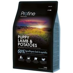 Profine - Profine Puppy Lamb ve Patates Hipo-Alerjenik Yavru Köpek Maması 3 Kg