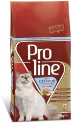 ProLine - ProLine Balıklı Yetişkin Kedi Maması 15 Kg