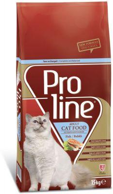 ProLine Balıklı Yetişkin Kedi Maması 15 Kg