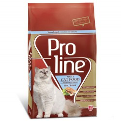ProLine - ProLine Balıklı Yetişkin Kedi Maması 500 Gr