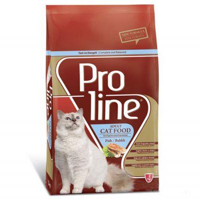 ProLine Balıklı Yetişkin Kedi Maması 500 Gr