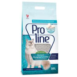 ProLine - Proline Doğal Topaklanan Marsilya Kokulu Kedi Kumu 10 Lt