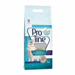 ProLine - Proline Doğal Topaklanan Marsilya Kokulu Kedi Kumu 5 Lt
