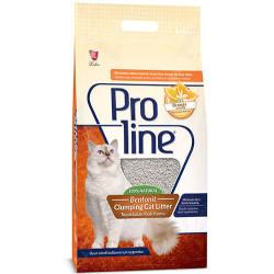 ProLine - Proline Doğal Topaklanan Portakal Kokulu Kedi Kumu 5 Lt