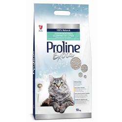 ProLine - Proline Extra Topaklaşan İnce Taneli Kedi Kumu 10 Kg