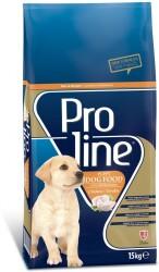 ProLine - ProLine Junior Tavuk Etli Yavru Köpek Maması 15 Kg