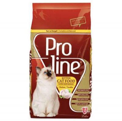 ProLine Kitten Tavuklu Yavru Kedi Maması 400 Gr