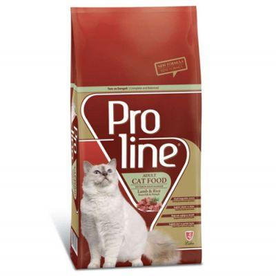 ProLine Kuzu Etli Yetişkin Kedi Maması 15 Kg