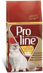 ProLine - ProLine Tavuklu Yetişkin Kedi Maması 15 Kg