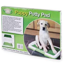 Diğer / Other - Purrfect Puppy Potty Pad Yavru Köpek Tuvalet Eğitim Kabı