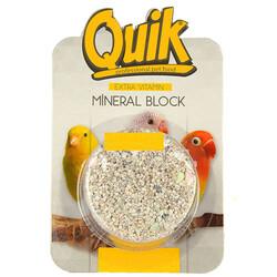 Quik - Quik Ekstra Vitamin Kafes Kuşları İçin Mineral Blok