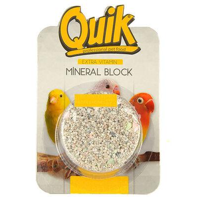 Quik Ekstra Vitamin Kafes Kuşları İçin Mineral Blok