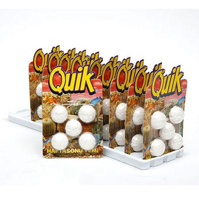 Quik Holiday Tatil Yemi (5'li Paket)