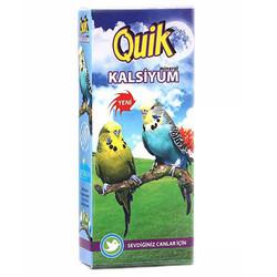 Quik - Quik Muhabbet Kuşu Kalsiyumlu Mürekkep Balığı Kemiği
