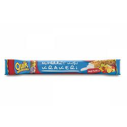 Quik - Quik Meyveli Muhabbet Kuşu İçin Kraker (Tekli Paket)
