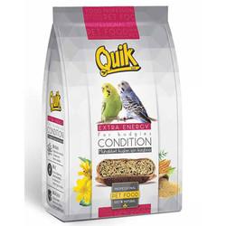 Quik - Quik Muhabbet Kuşları İçin Kızıştırıcı Yem 100 Gr