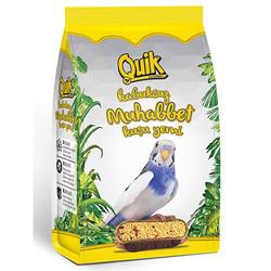 Quik - Quik Special Kabuksuz Muhabbet Kuş Yemi 400 Gr