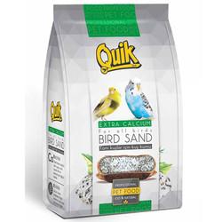 Quik - Quik Tüm Kuşlar İçin Kuş Kumu 250 Gr