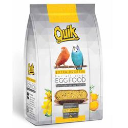 Quik - Quik Tüm Kuşlar İçin Yumurtalı Kuş Maması 100 Gr