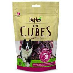 Reflex - Reflex Beef Cube Biftekli Küp Köpek Ödülü 80 Gr
