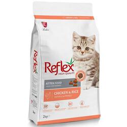Reflex - Reflex Kitten Tavuklu Yavru Kedi Maması 2 Kg