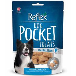 Reflex - Reflex Pocket Dental Care Ağız ve Diş Sağlığı Köpek Ödülü 95 Gr