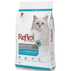 Reflex - Reflex Sterilised Somonlu Kısırlaştırılmış Kedi Maması 2 Kg