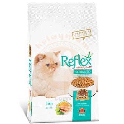 Reflex Sterilised Balık Etli Kısırlaştırılmış Kedi Maması 3 Kg