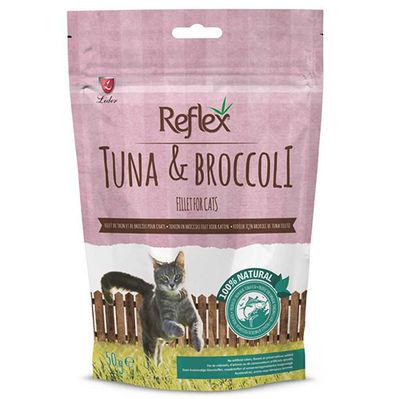 Reflex Ton Balığı ve Brokoli Kedi Ödülü 50 Gr